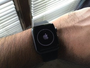 Apple Watch Sport 42mm Black-17