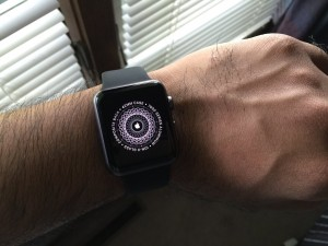 Apple Watch Sport 42mm Black-18