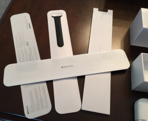 Apple Watch Sport 42mm Black-7