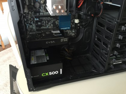 Corsair CX500 Project Croos 3