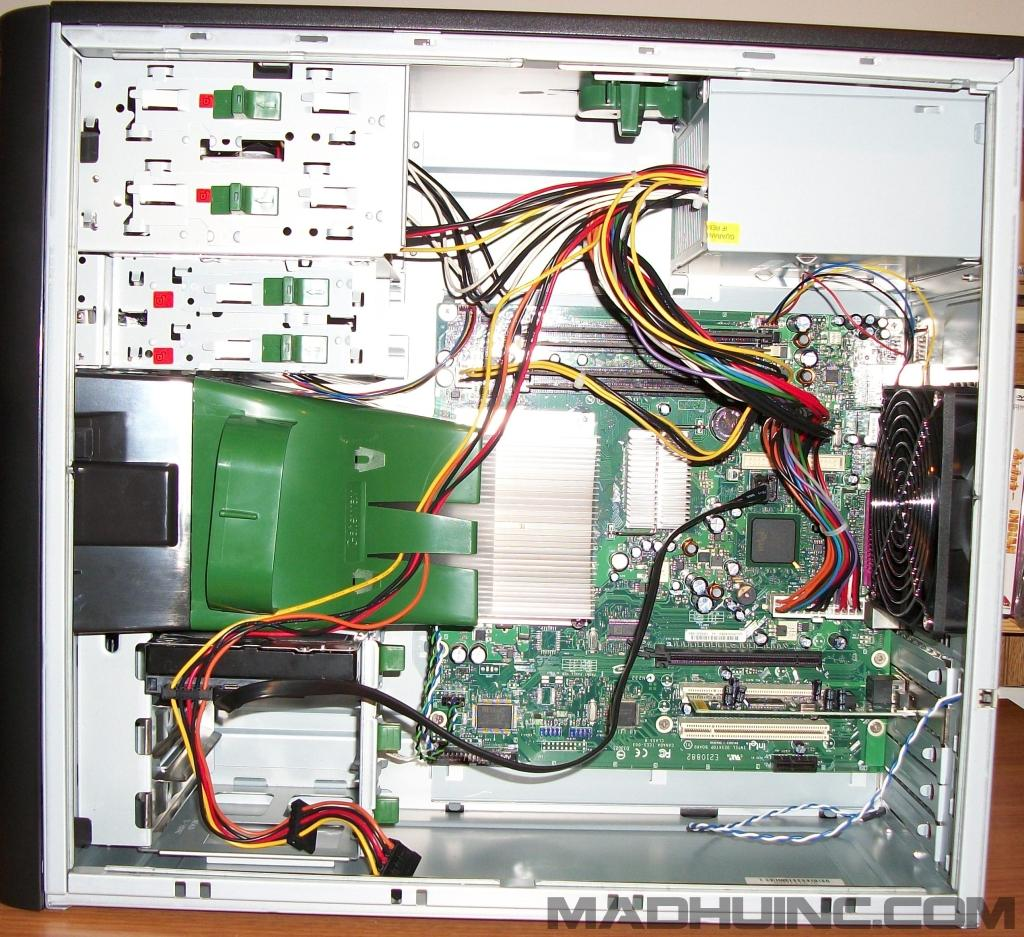 Gateway E-9232T Server Build
