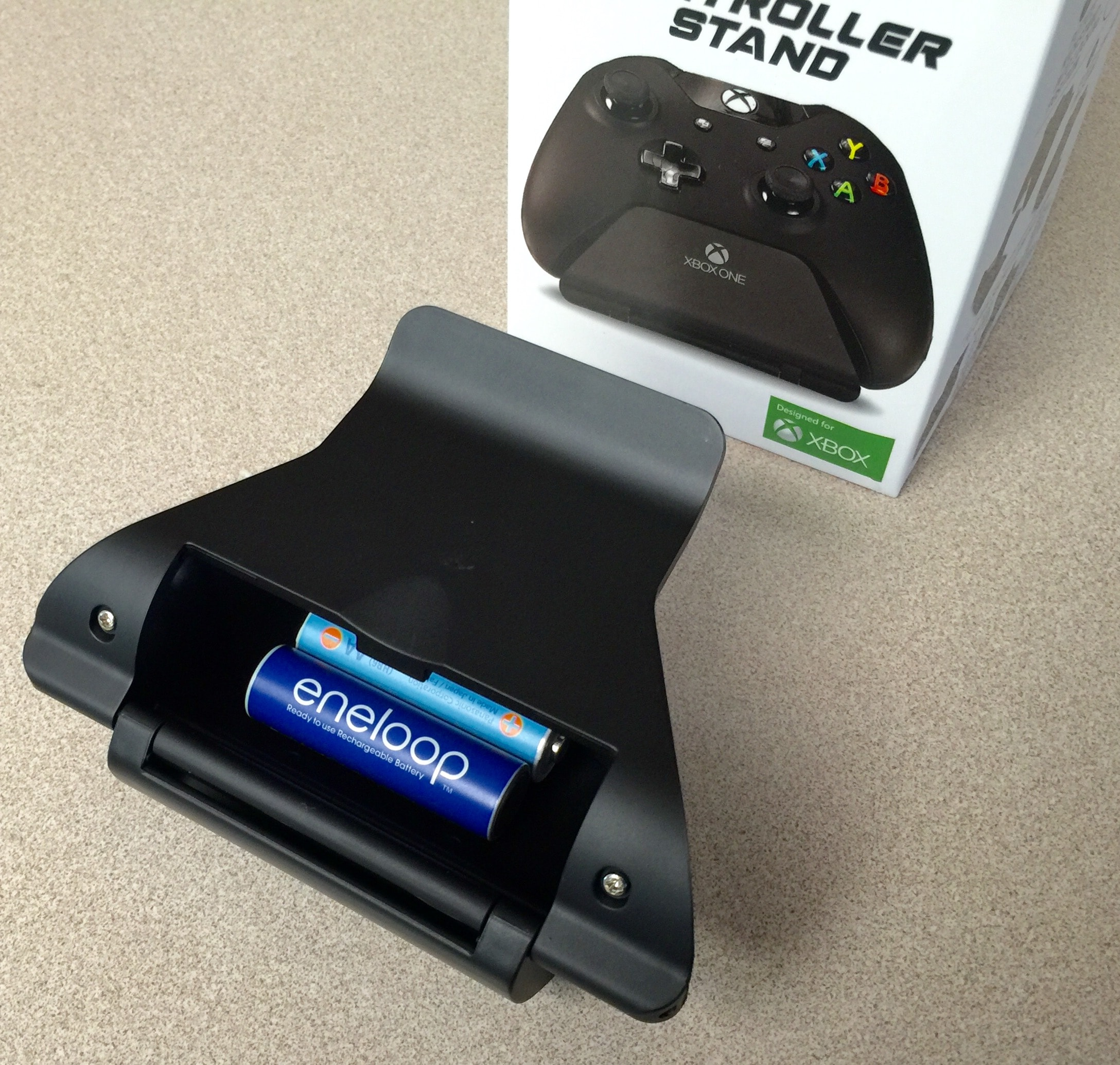 Amazon Door Desk Unboxing Xbox One Controller Stand By Controller Gear